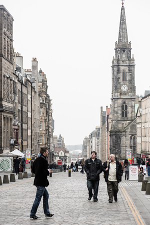 Edinburgh - The Royal Mile